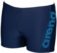 Arena Byor Evo Short Navy/Turquoise