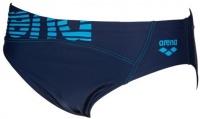 Arena Serome Evo Brief Navy/Turquoise