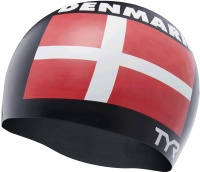 Tyr Denmark Swimming Cap