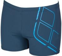 Arena Essentials Short Shark/Turquoise