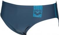 Arena Basics Brief Shark/Turquoise