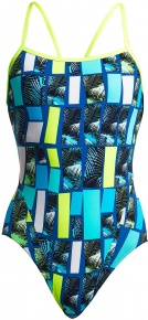 Funkita Tropic Tower Single Strap One Piece
