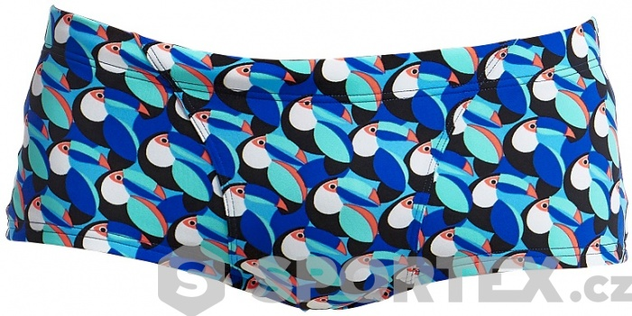 Funky Trunks Touche Eco Classic Trunks
