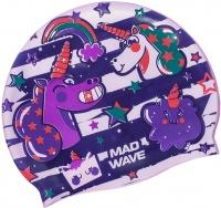Mad Wave Unicorn Swim Cap Junior
