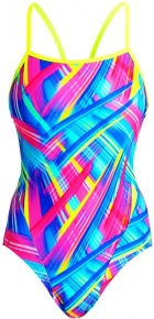 Funkita Frickin Laser Single Strap One Piece
