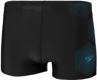 Speedo Tech Placement Aquashort Black/Pool