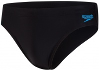 Speedo Tech Panel 7cm Brief Black/Nordic Teal/Pool