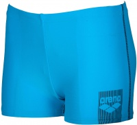Arena Basics Short Junior Turquoise/Navy
