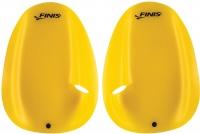 Finis Agility Paddle Floating Yellow