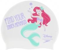 Speedo Disney Junior Print Cap Little Mermaid