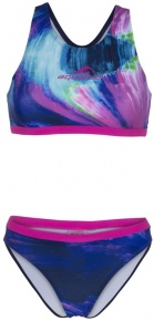 Aquafeel Water Waves Racerback Blue/Pink