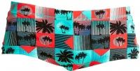 Funky Trunks Sunset Strip Plain Front Trunks