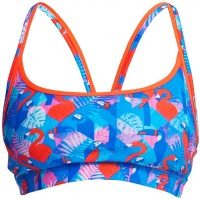Funkita Flaming Vegas Sports Top