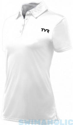 Tyr Alliance Victory Polo Female White