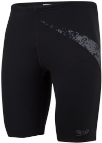 Speedo BoomStar Placement Jammer Black/Oxid Grey