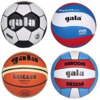 Potisk míčů Gala
