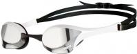 Arena Cobra Ultra Swipe Mirror Černo/stříbrná