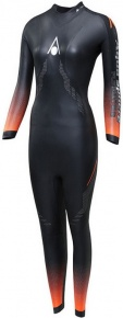Půjčení - Aqua Sphere Pursuit 2.0 Women Black/Orange