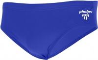 Michael Phelps Solid Slip Royal Blue