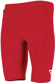 Michael Phelps Solid Jammer Red