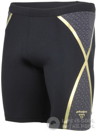 Michael Phelps Flux Jammer Black