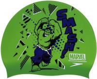 Speedo Marvel Slogan Print Cap Hulk Junior
