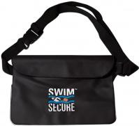Swim Secure Waterproof Bum Bag Černá