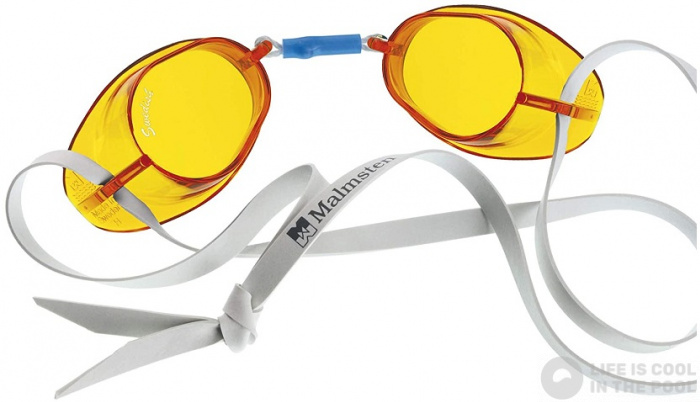 Plavecké brýle skořápky Malmsten Swedish