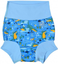 Splash About New Happy Nappy Crocodile Swamp