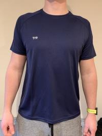 Tyr Tech T-Shirt Navy