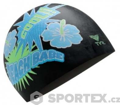 Tyr Beach Babe Swim Cap