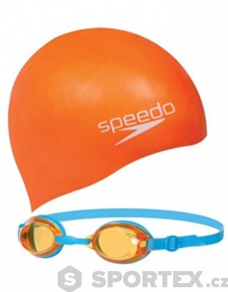 Dětský plavecký set Speedo Jet Junior Swim Set