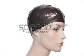 Plavecká čepička Speedo Plain Moulded Silicone Cap