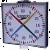 Plavecké hodiny a tabule