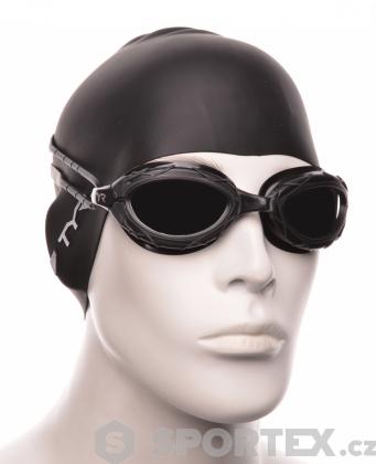 Plavecké brýle TYR Nest Pro Mirror Černá