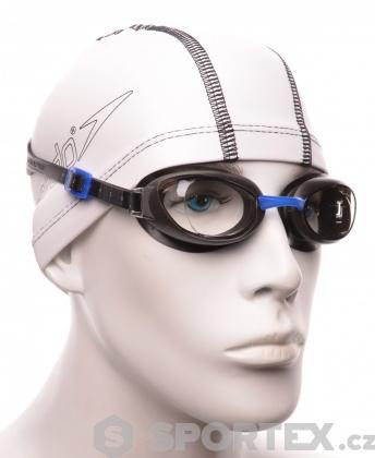 Brýle na plavání Speedo Aquapure Černo/čirá