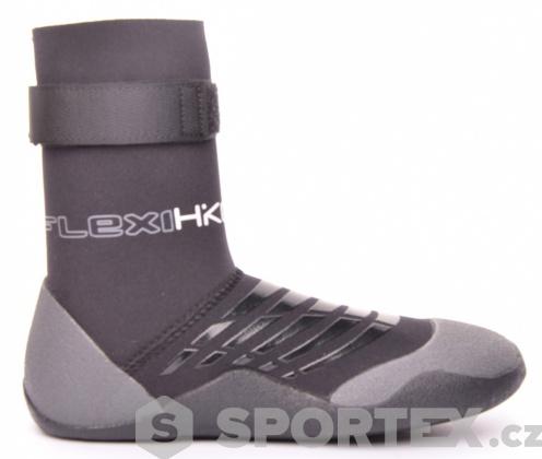 Neoprenové ponožky Hiko Flexi šedá 11