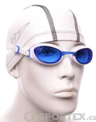 Brýle na plavání Speedo Aquapure Bílo/modrá