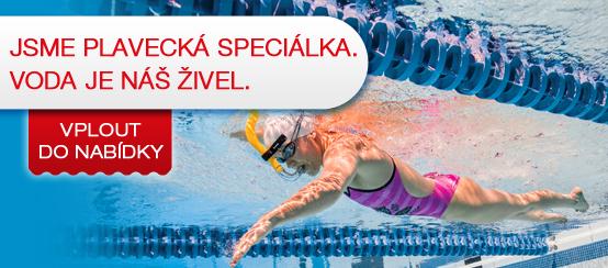 Vítejte v plavecké speciálce