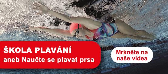 On-line výuka plavání!