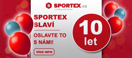 Sportex slaví narozeniny!