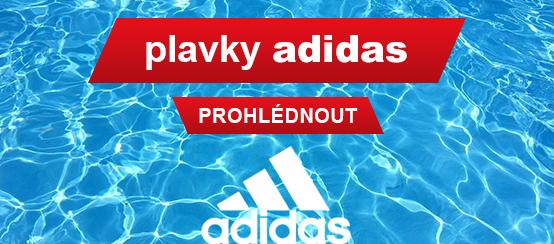Plavky Adidas