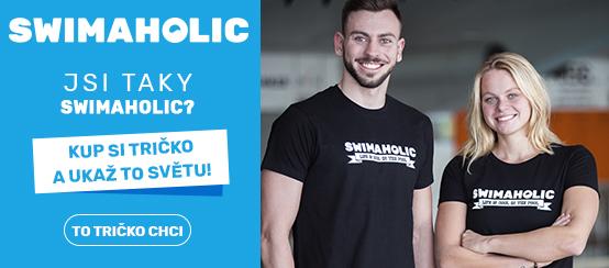 Nová plavecká trička
