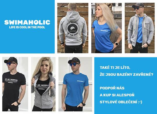 Nová kolekce Swimaholic