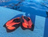 K čemu jsou plavecké packy?